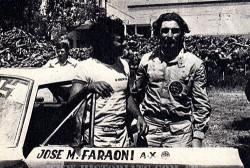 José Manuel Faraoni (h) en el recuerdo