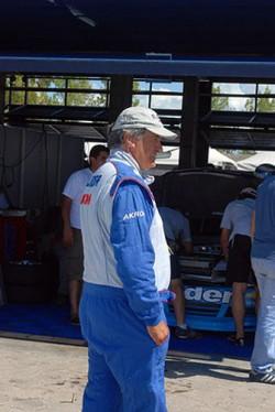 Juan Heguy se retira a fin de 2011