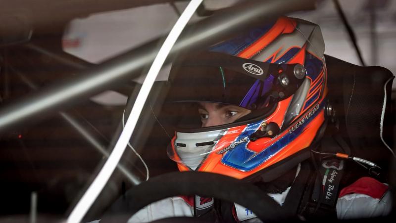 Lucas Vicino se incorpora a Nico Kern Racing Car