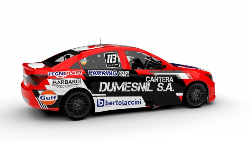 La renovación total se llama 2M Sport Racing