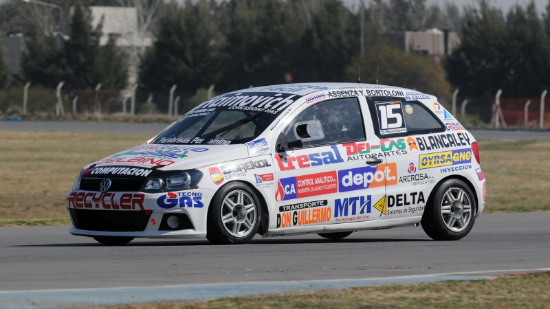 Miguel Ciaurro obtiene la pole position