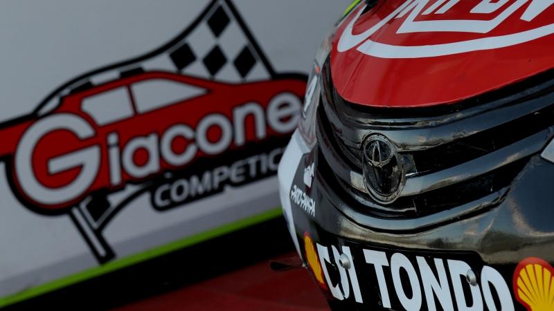Lucas Tedeschi ratificó la pole position