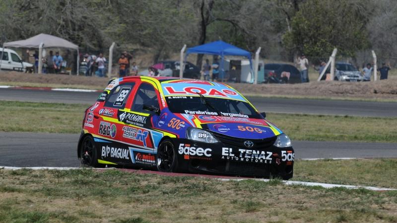 Renzo Blotta gana su primera serie