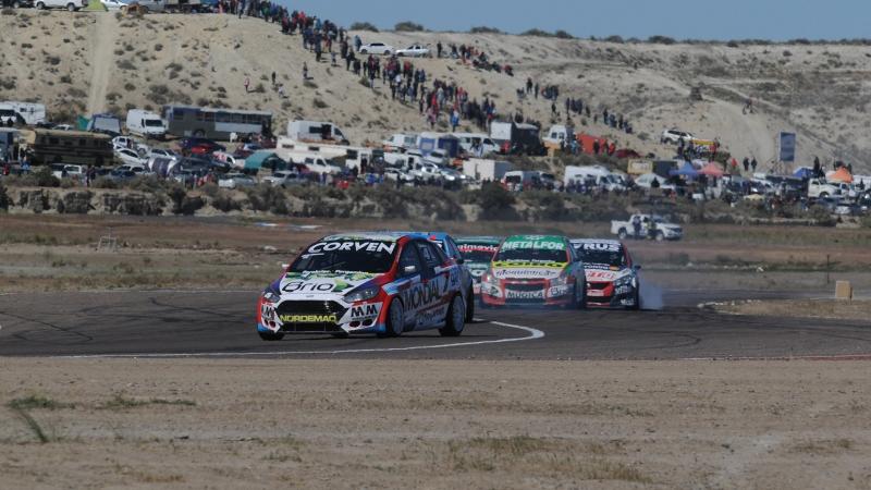 Matías Muñoz Marchesi ganó la tercera serie