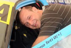 Se arma un nuevo auto para Jerónimo Teti