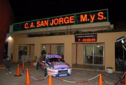 Presentación Oficial en el Club San Jorge