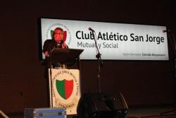 Cena del Centenario de club San Jorge