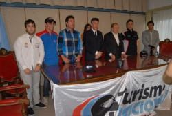 Conferencia de Prensa Oficial Casa de Gobierno La Pampa 2012