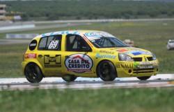 Entrenamientos / Clasificaci�n C2 La Pampa 2012