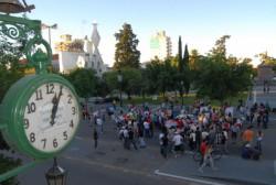 Presentaci�n Oficial Plaza San Mart�n, La Pampa 2012