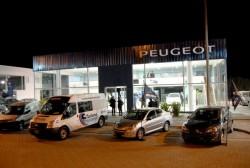 Presentaci�n Oficial Gran Premio Corcel Automotores, Bah�a Blanca 2013