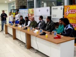 Conferencia de Prensa en Tucuman 2014
