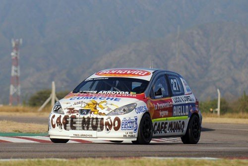 Arana Ingenier�a Sport atender� al Peugeot 307 de Marcelo Gonz�lez