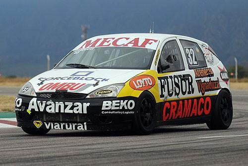 Leandro Carducci con motor más potente