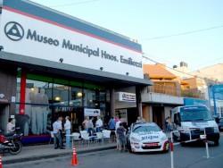 Presentacion Oficial Museo Hnos. Emiliozzi Olavarria 2014