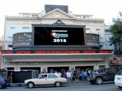 Presentaci�n Oficial Teatro Vorterix