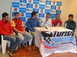 Conferencia de Prensa en Villa Mercedes 2015