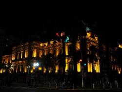 Presentacion Plaza Independencia Tucuman 2015