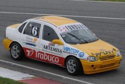 Bruno Bosio prob� en La Plata