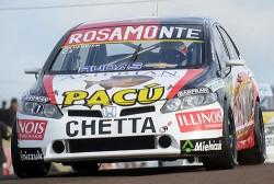 El campeón prueba su Honda