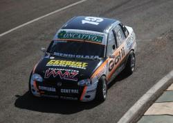 JCB Motor Sport prob� con Cagnolo y nuevo piloto