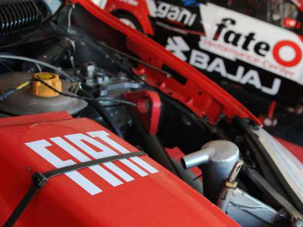 Juan Pablo Rossotti se incorpora al FP Racing