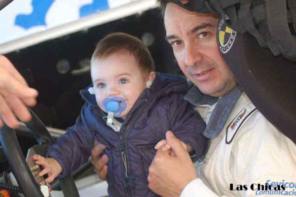 Marcelo Guevara se incorpora a JCB Motorsport