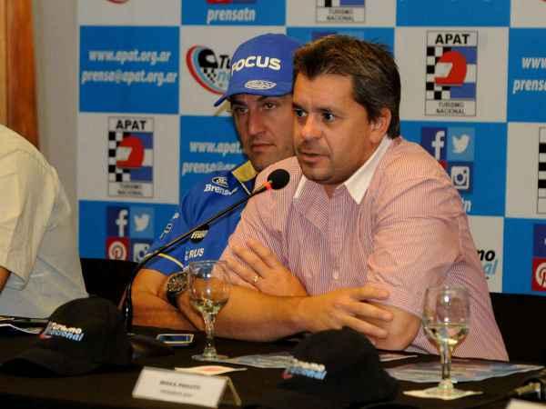 Norberto Fontana, nuevamente en Turismo Nacional
