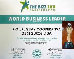 Distinción internacional para Río Uruguay Seguros