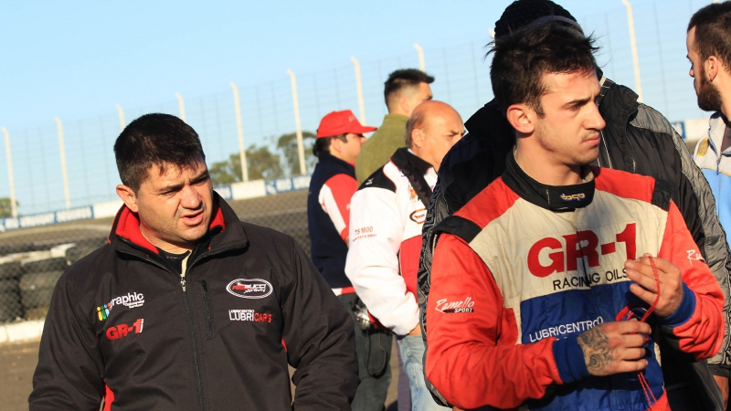 Nuevo proyecto para Ale Bucci Racing