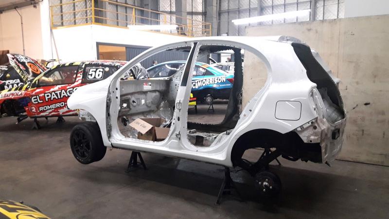 Se construye el primer Nissan March