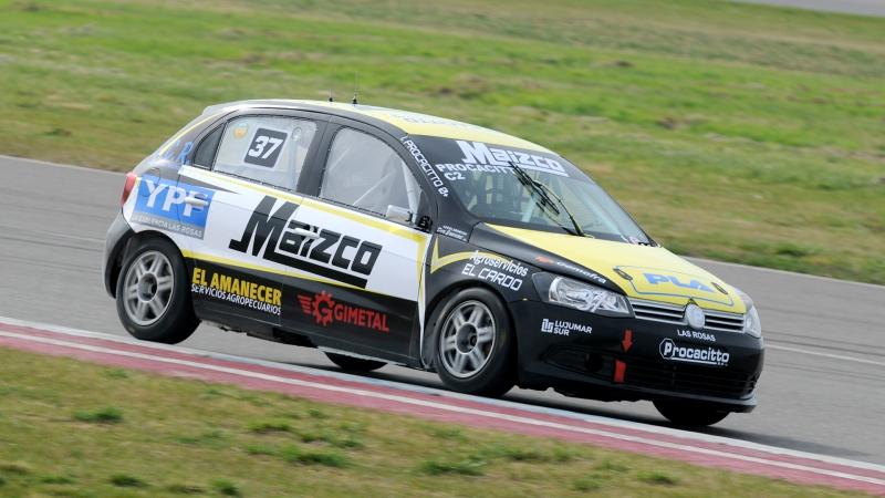 Procacitto Racing debutó en Clase 2