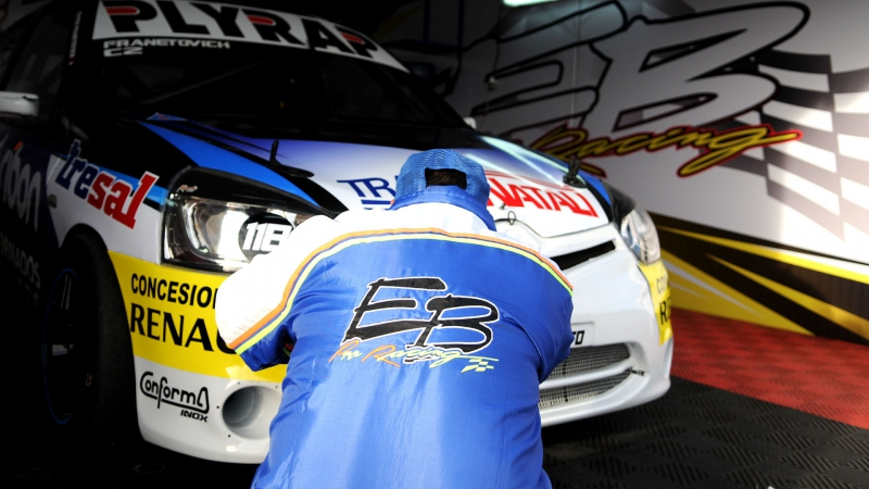 Matías Cravero se incorpora a EMB Pro Racing