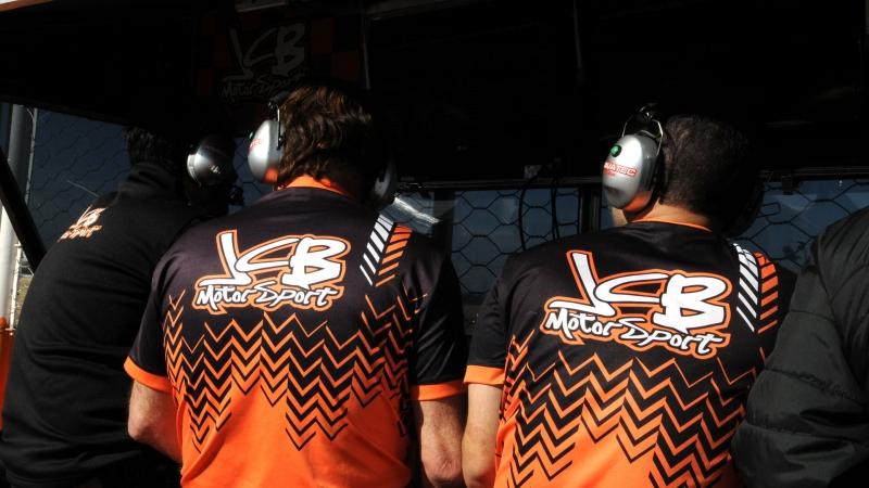 Pruebas de JCB Motorsport