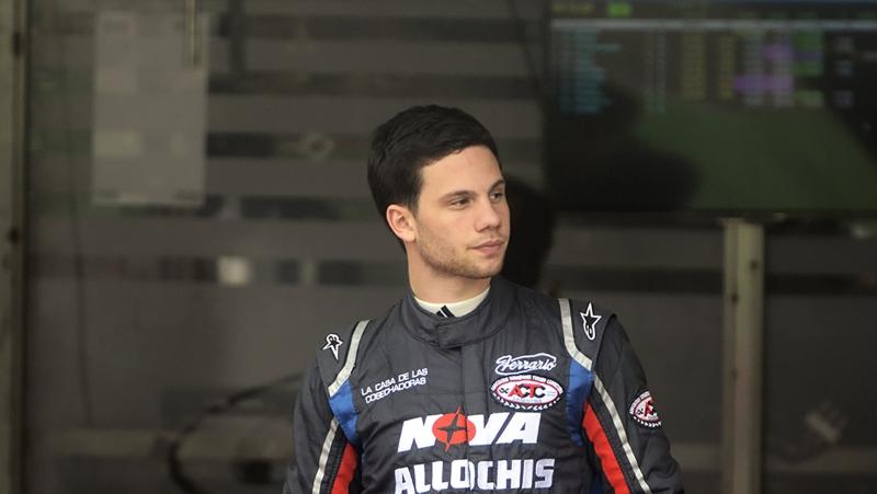 Santiago Alvarez ingresa a Clase 3