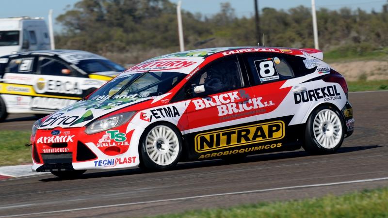 Saturni Racing se prepara para #TNenLaPlata