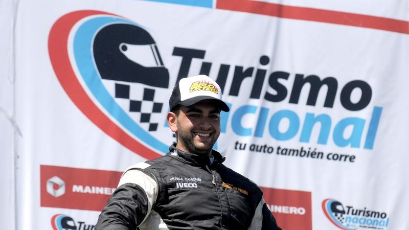 Pablo Ortega regresa a GR Competici�n