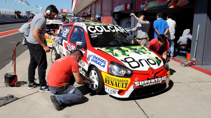 Saturni Racing incorpor� a Marcelo Guevara