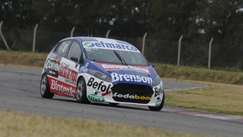 Pablo Melillo, nuevamente en DG Motorsport