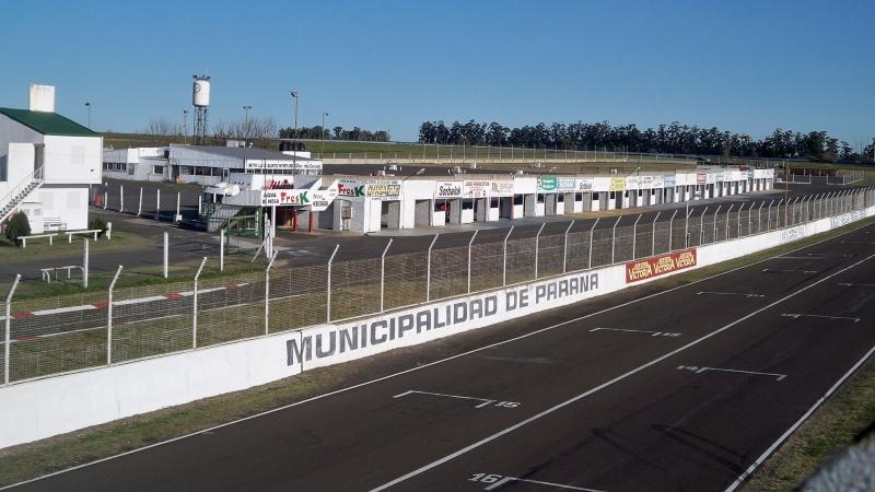 Preparativos en Paraná