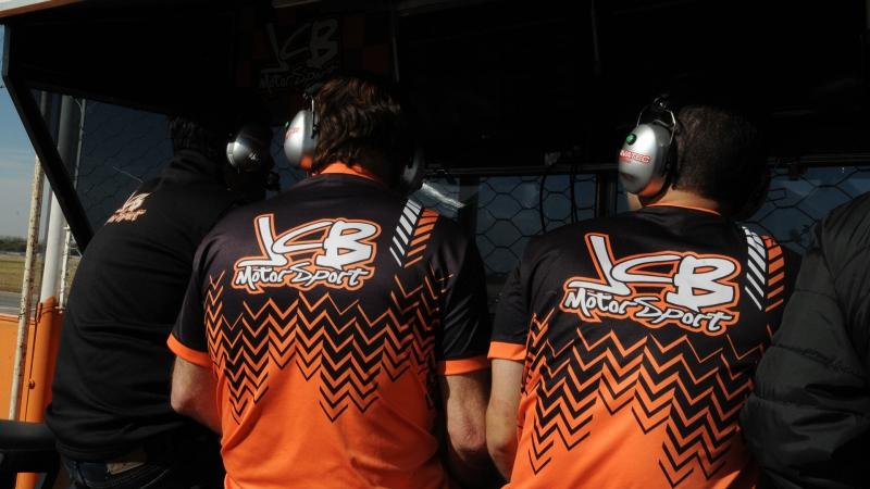 Marcelo Guevara, nuevamente en JCB Motorsport