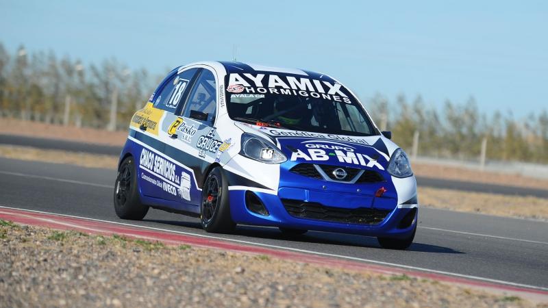 Fernando Ayala mejora los registros