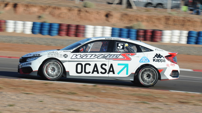 Primer año de Chetta Racing en Turismo Nacional