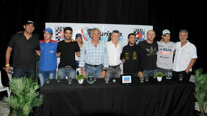 Conferencia de Prensa - Posadas 2018