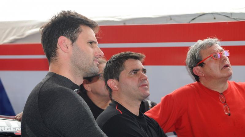 Actividad en Ale Bucci Racing