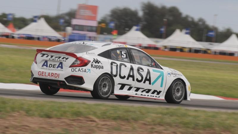 Medición de potencia para Chetta Racing