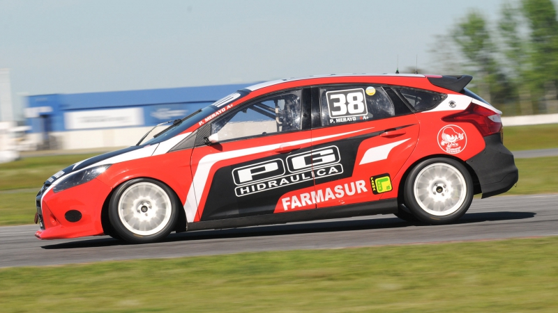 Pablo Merayo vende Ford Focus