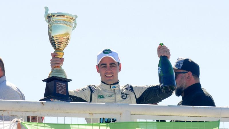 Carlos Okulovich ingresa a Chetta Racing