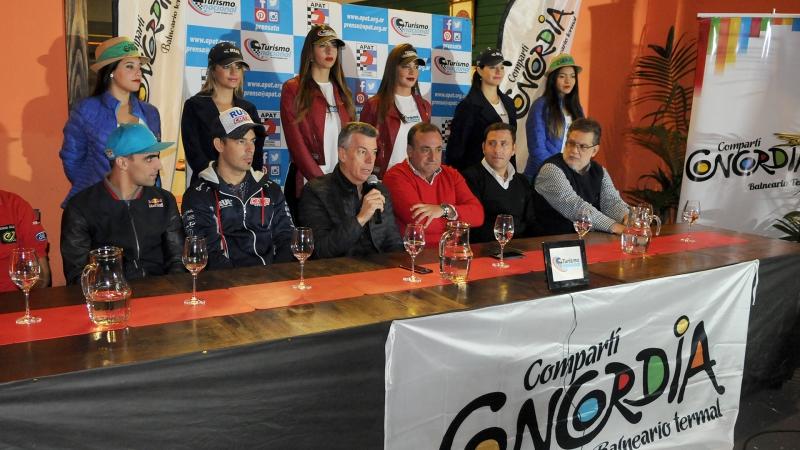 En Concordia, se presentó el Turismo Nacional