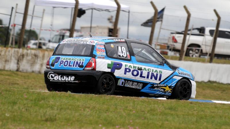 Juan Carlos Polini, en Alta Gracia